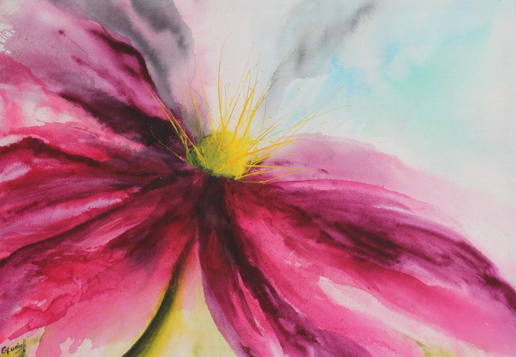 Pink | Acryl | 70cm x 100cm