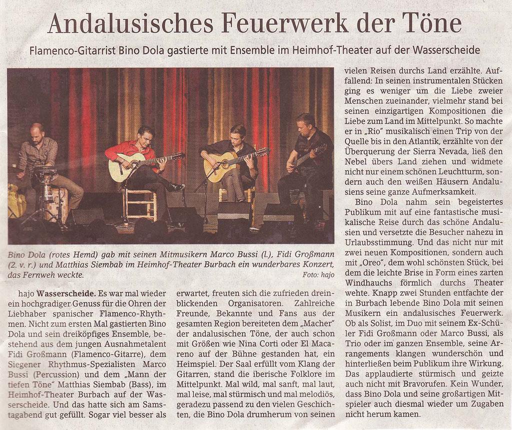 Burbach (Siegener Zeitung, 07.05.2018)
