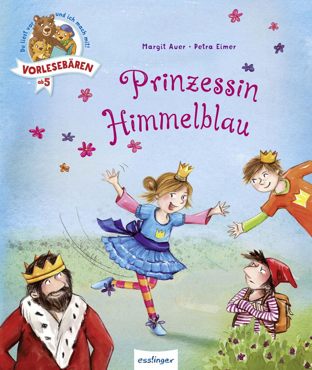 Prinzessin Himmelblau 08|2016 Esslinger