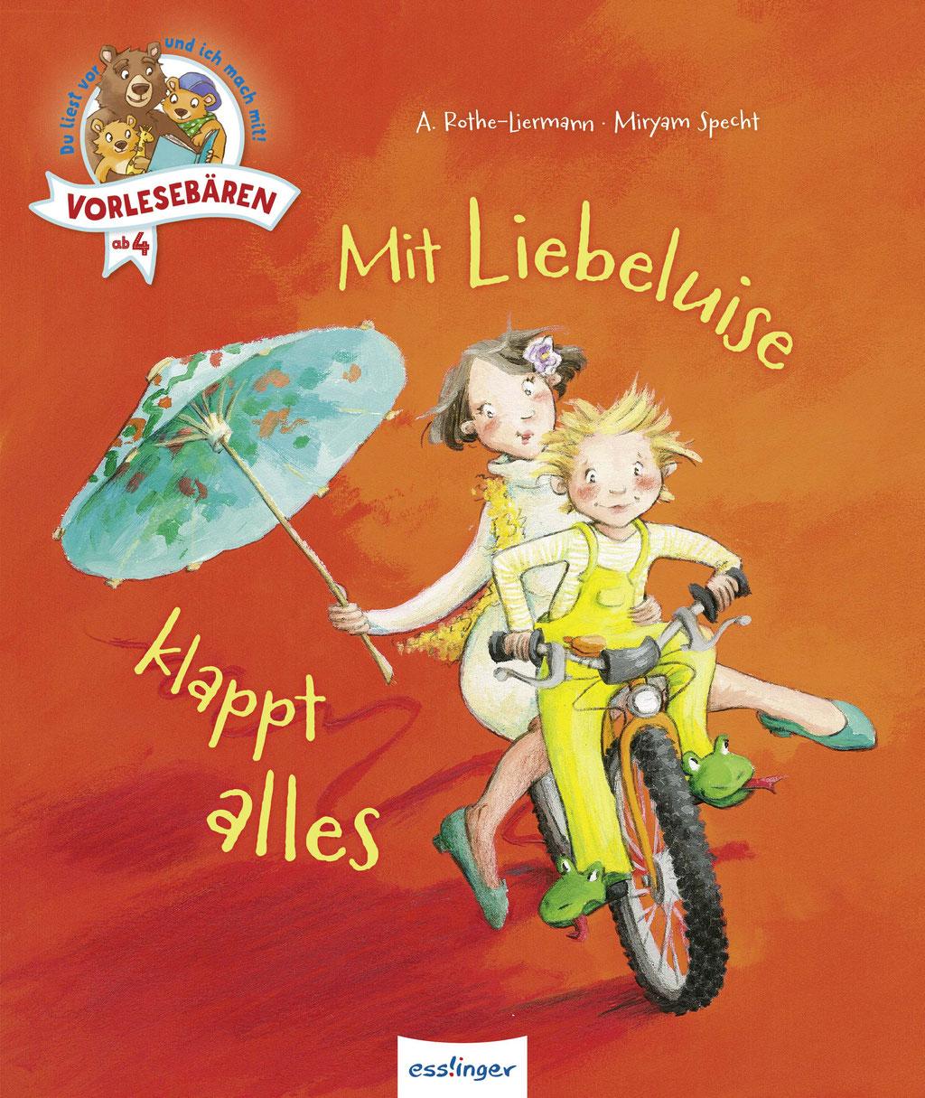 Mit Liebeluise klappt alles 08|2016 Esslinger