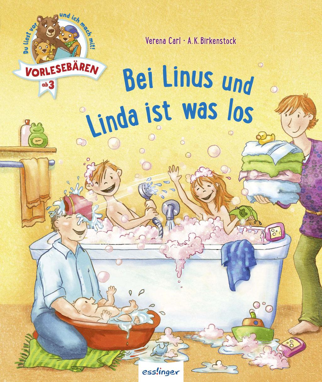 Bei Linus und Linda ist was los 08|2016 Esslinger