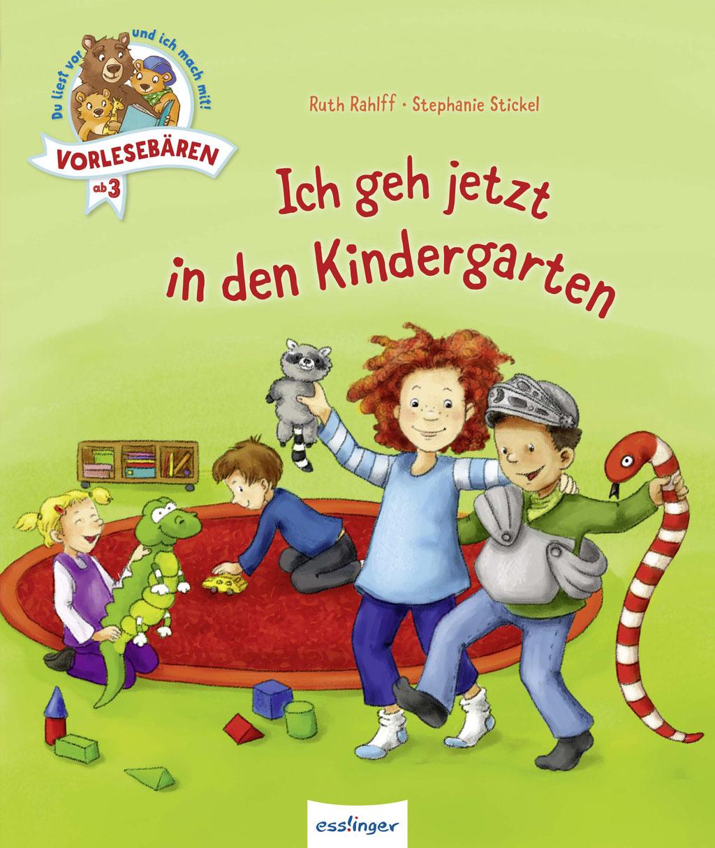 Ich geh jetzt in den Kindergarten 08|2016 Esslinger