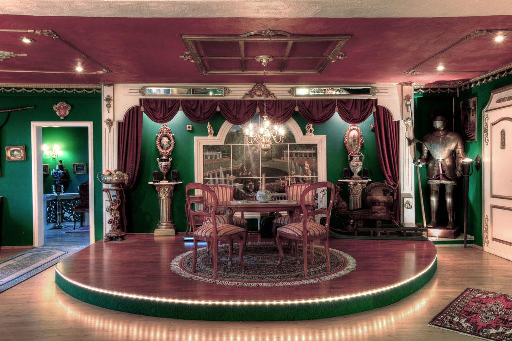 Festsaal im Barockstil