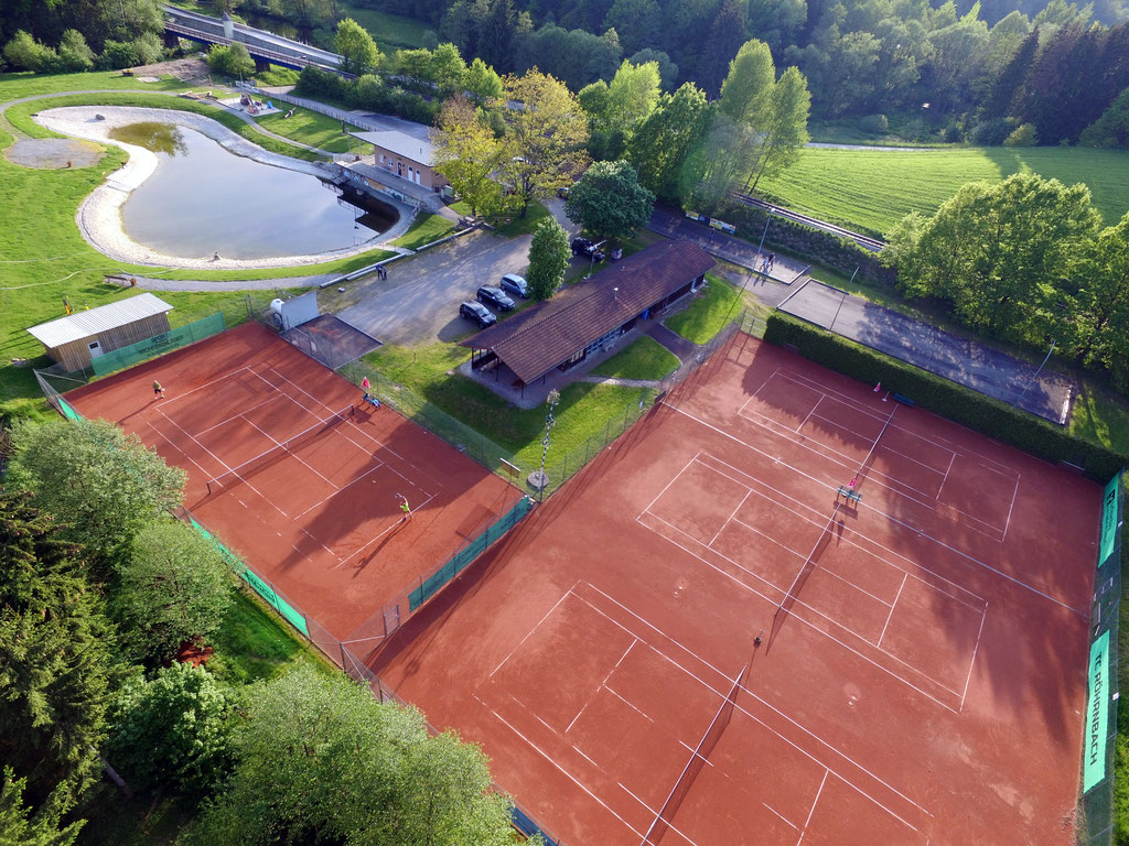 Tennis- und Freizeitanlage