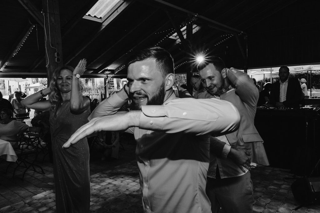 Hochzeitsfeier Tanzen Gut Rothensiek Detmold