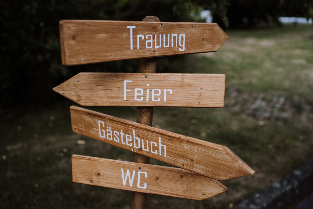 Hochzeitsfeier Gut Rothensiek Horn Bad Meinberg