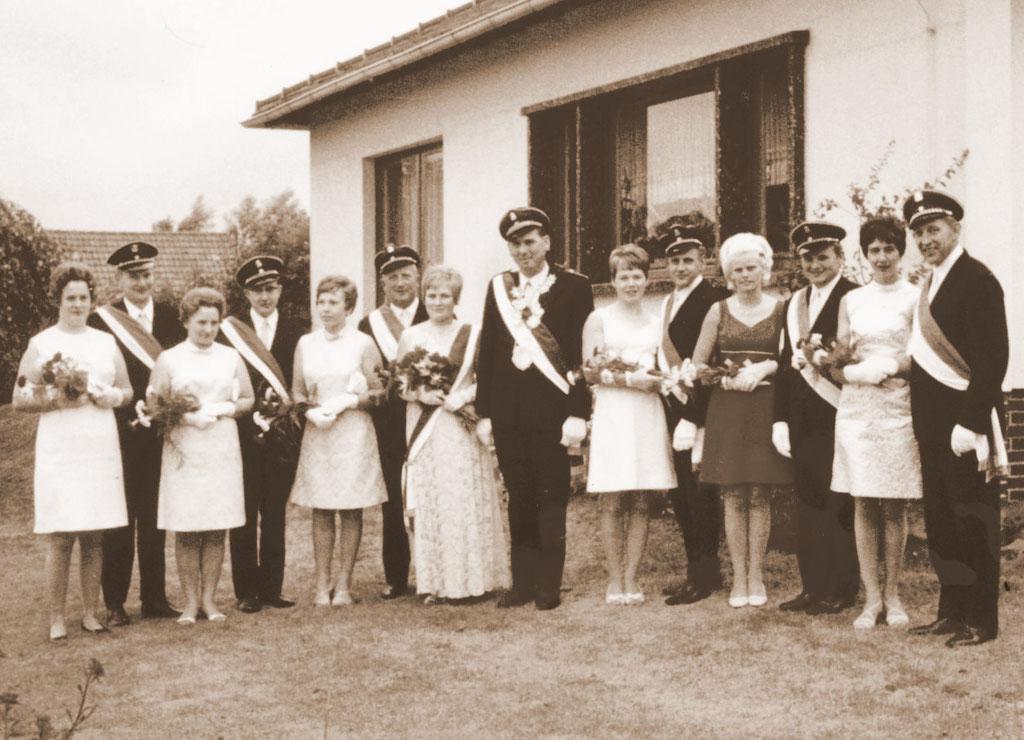 50 Jahre Hofstaat 1969