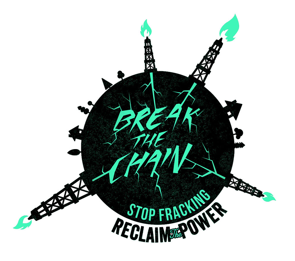 Reclaim The Power's fortnight of direct action against fracking.