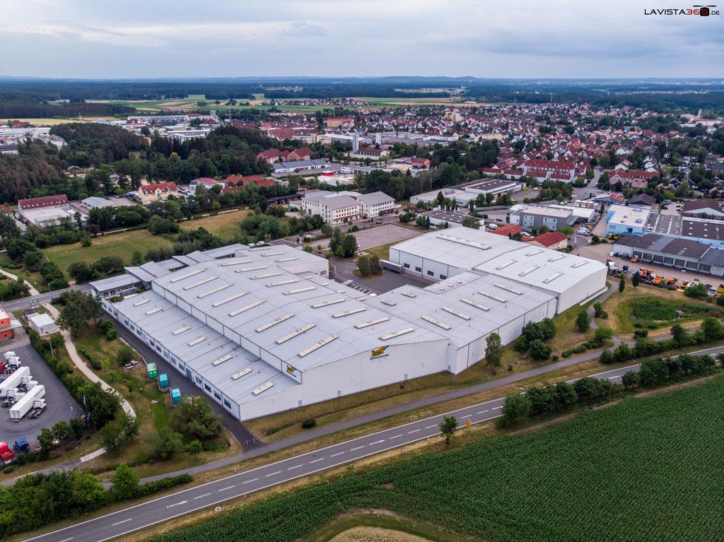 Produktionshalle/Firmengebäude Wendelstein