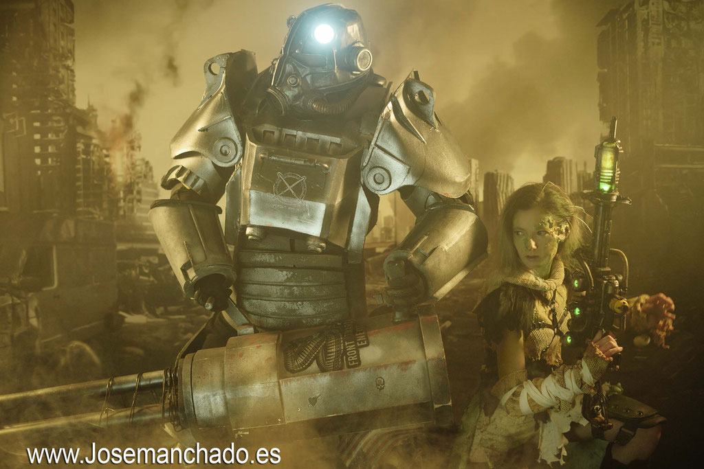 wasteland, wasteland cosplay, fallout, fallout best cosplay, fallout weapons cosplay, fallout armor, fallout zombie, fallout girl
