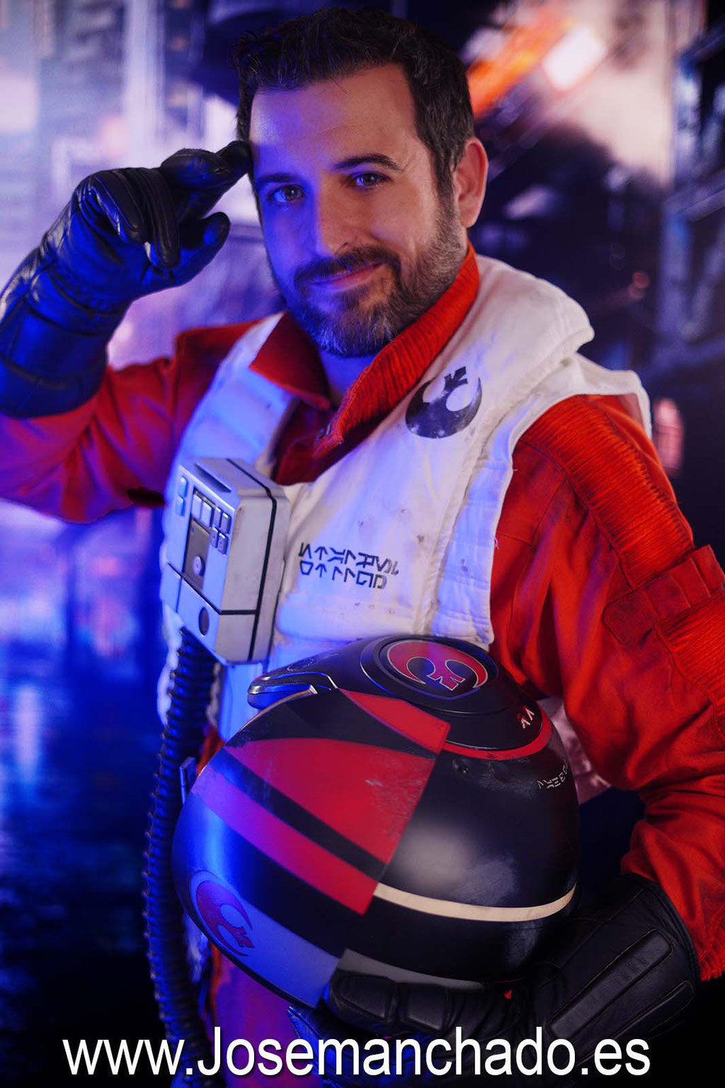 cosplay poe dameron, cosplay star wars, poe dameron, fotografo cosplay, fotografo cosplayer, fotografo actores, fotos actores, book fotos actores