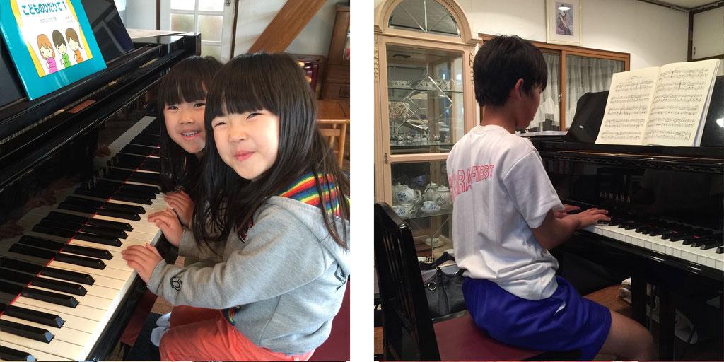 木更津ピアノ:かみこまゆみピアノ教室