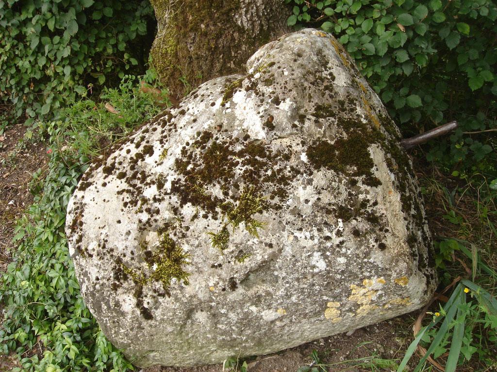 rouleau en pierre