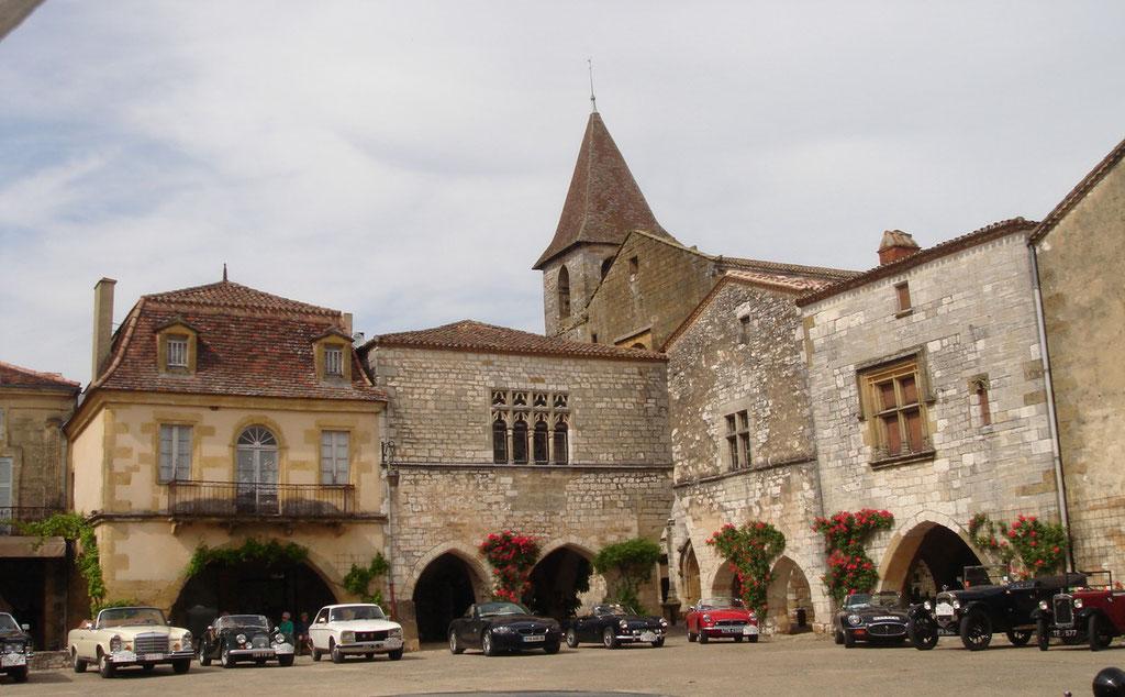 Monpazier (bastide)