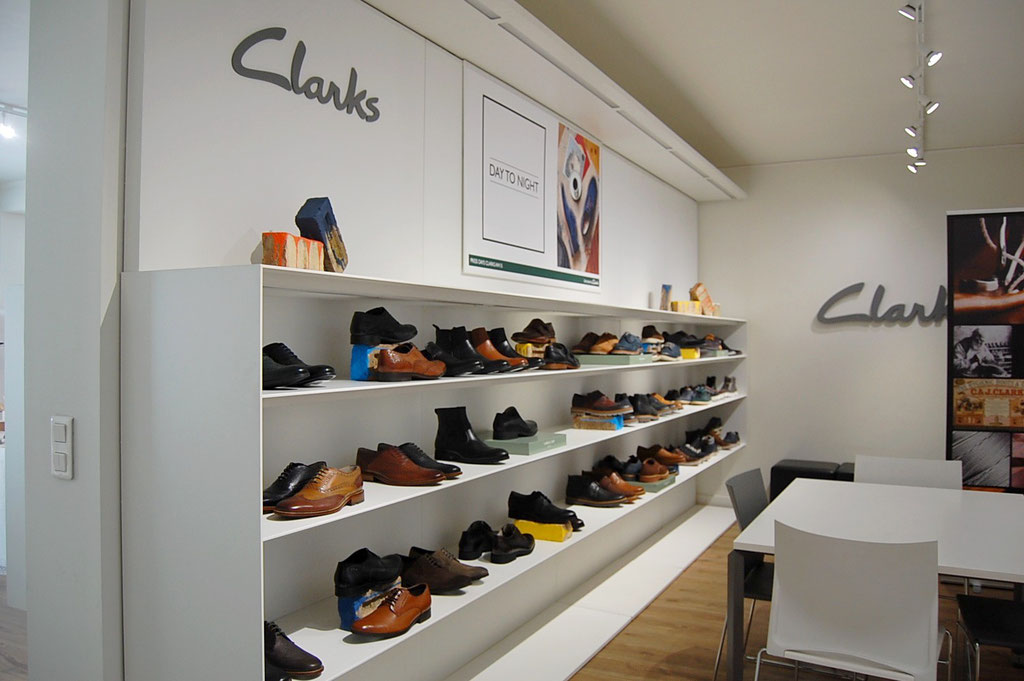 CLARKS CHAUSSURES BLOG MODE MARSEILLE CHICWITHCURVES FEMME RONDE