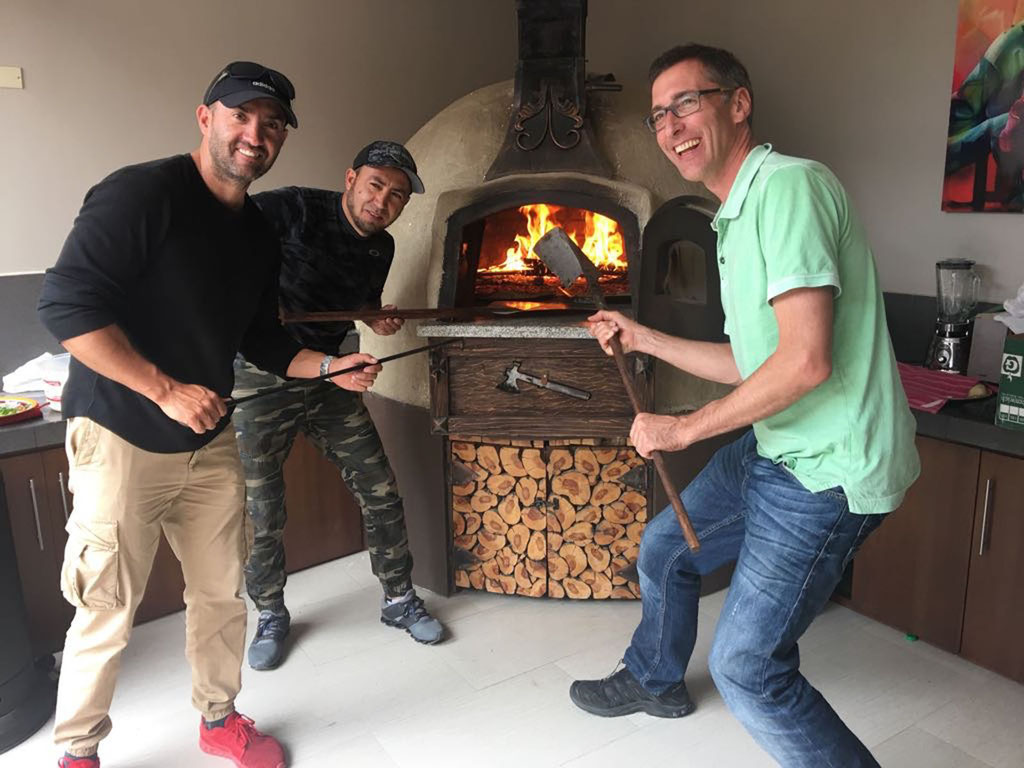 Die Pizza-Crew