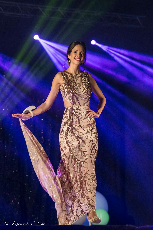 Maeva Durand, Miss Rhône 2016 - Election Miss Rhône-Alpes 2017 pour Miss France 2018