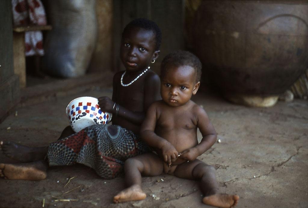 Ghana: Kinder