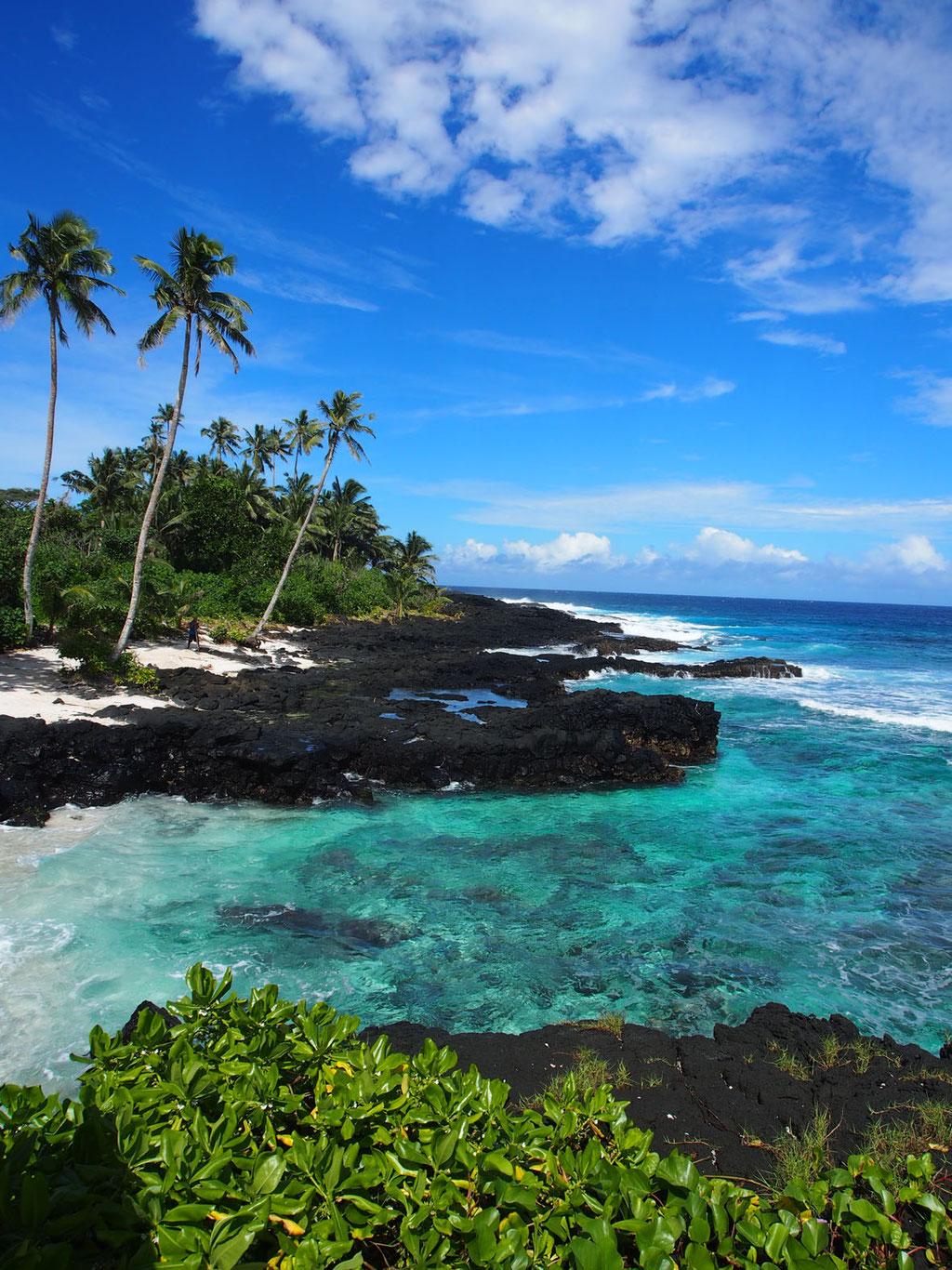 Samoa: Return to Paradise Beach, wo der gleichnamige Film mit Gary Cooper gedreht wurde