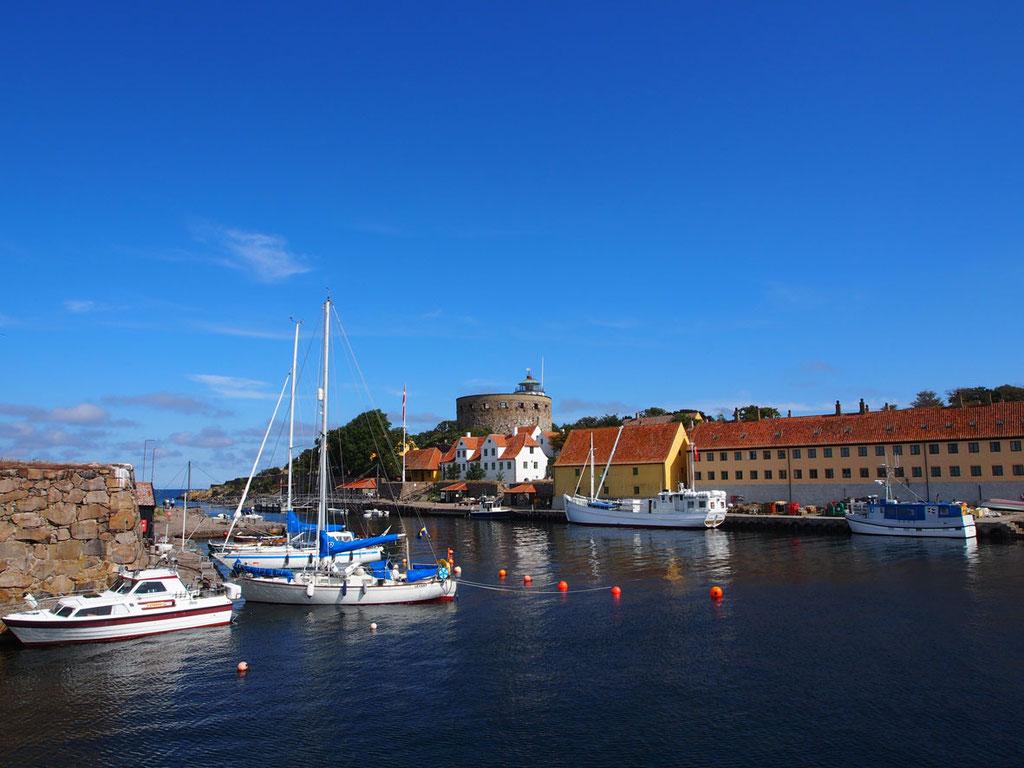Dänemark: Erbseninseln