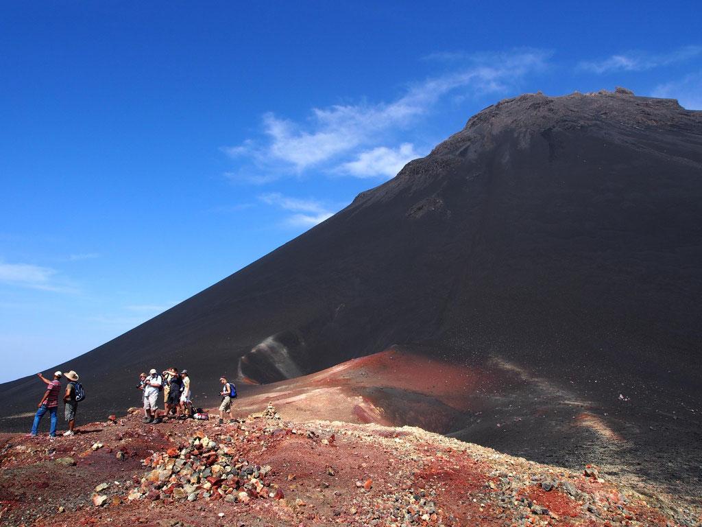 Kapverden: Vulkane Pico de Fogo und Pico Pequeno auf der Insel Fogo