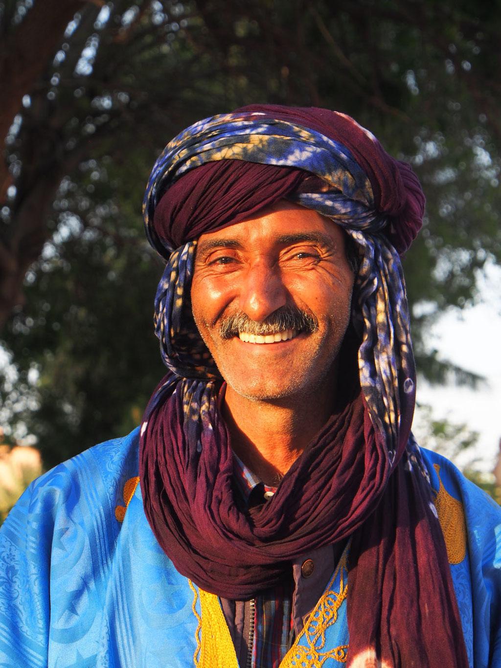 Marokko: Händler in Marrakesch