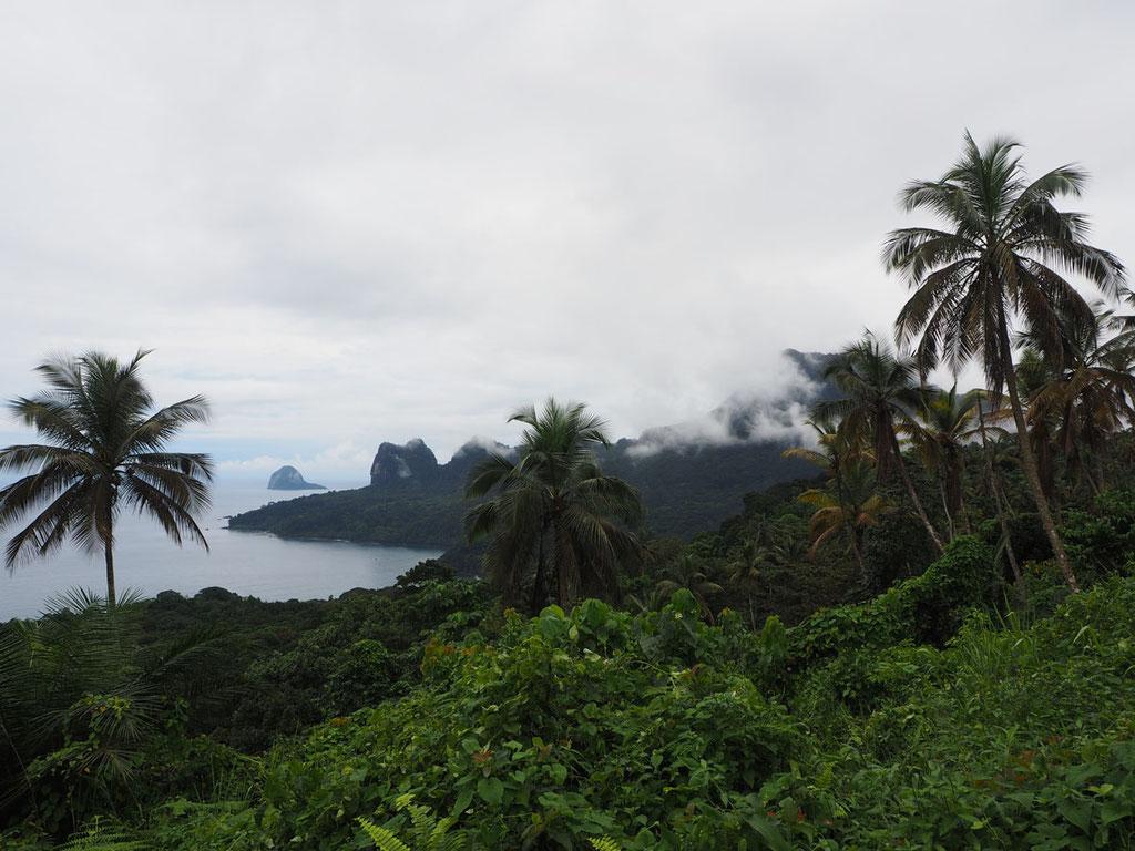 Sao Tome & Principe: verwunschene Inseln vor der Westküste Afrikas