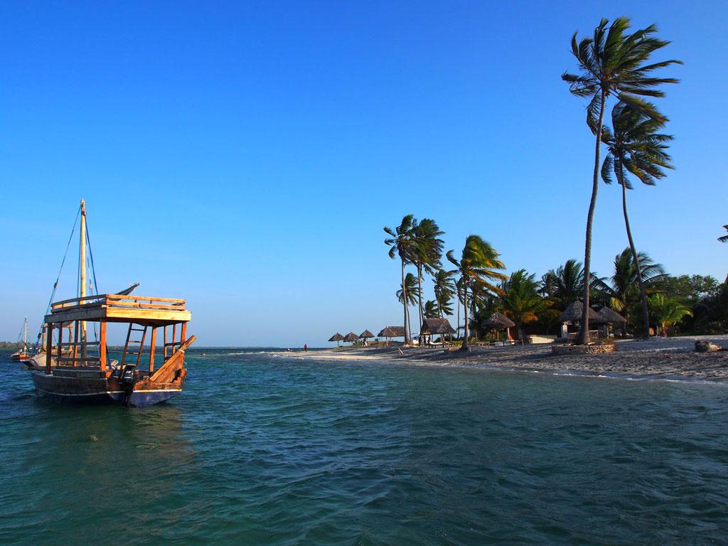 Tansania: Mafia Island im Sansibar-Archipel