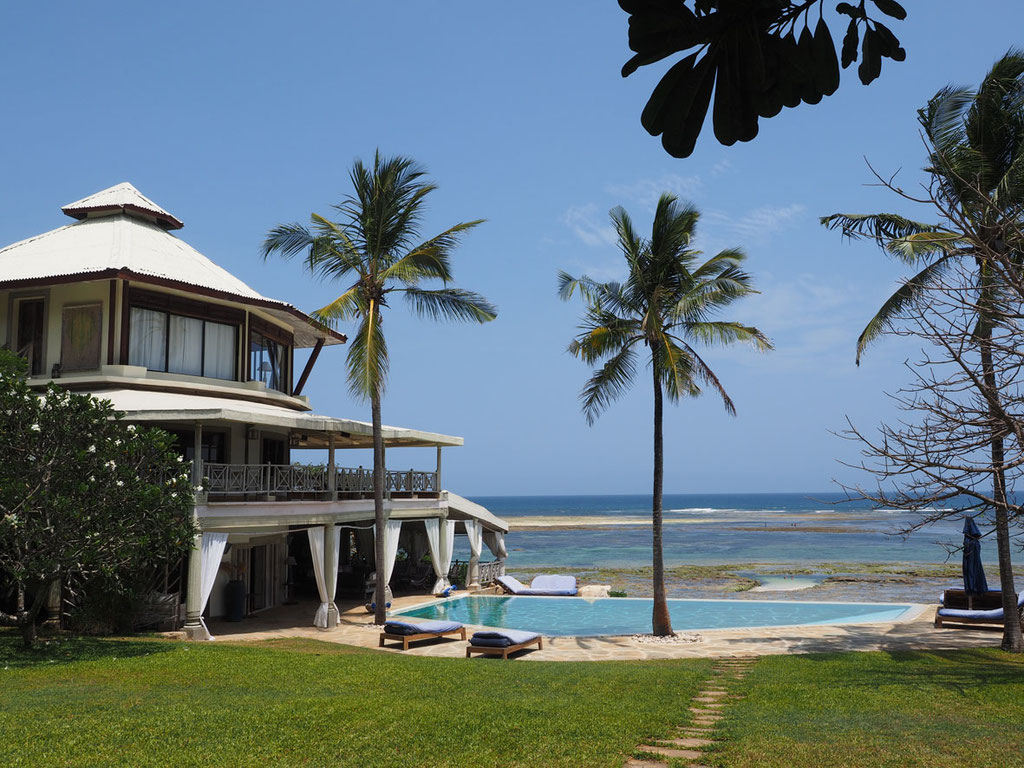 Kenia, Diani Beach: Alfajiri Villas