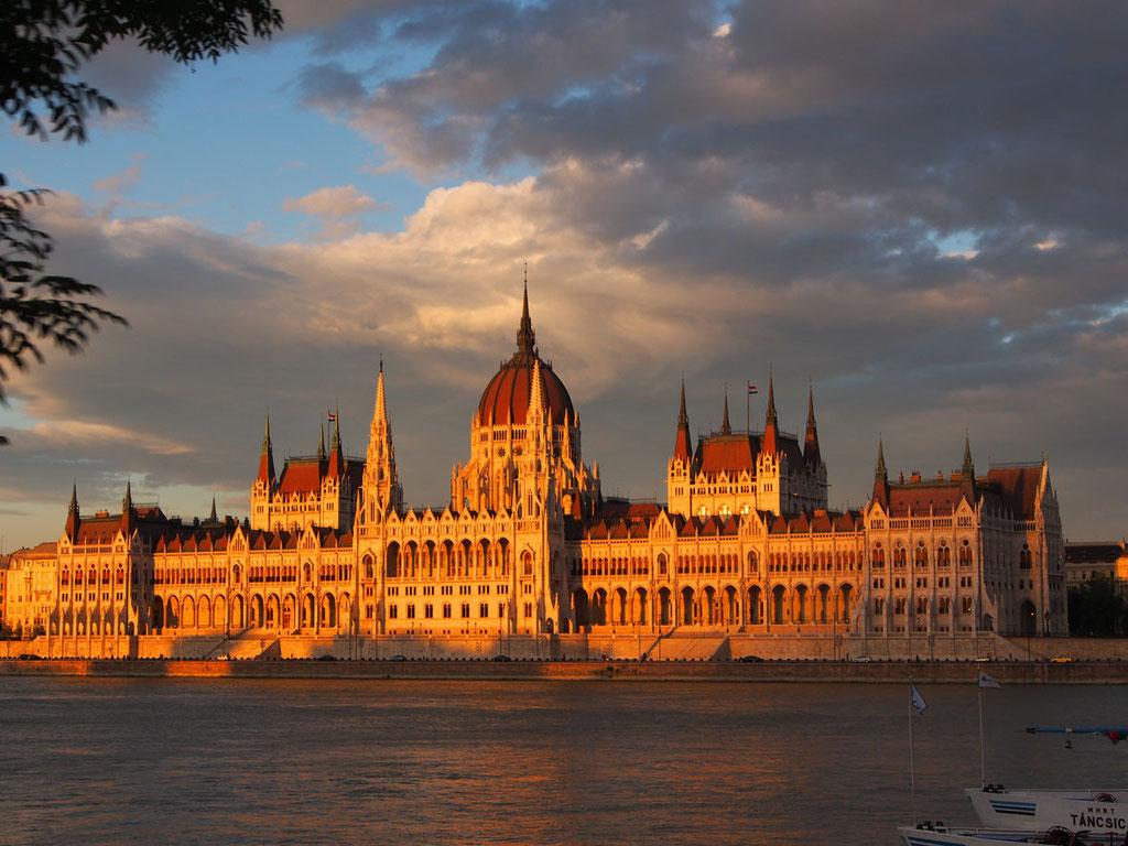 Budapest: Parlament