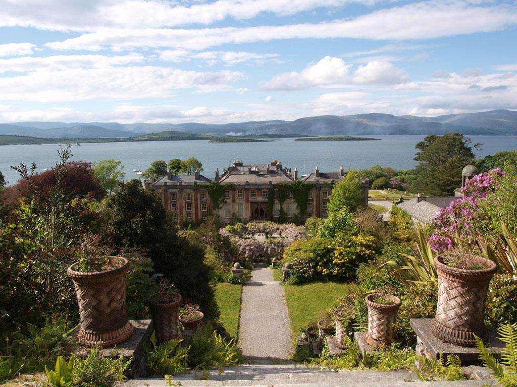 Irland: Bantry House & Garden