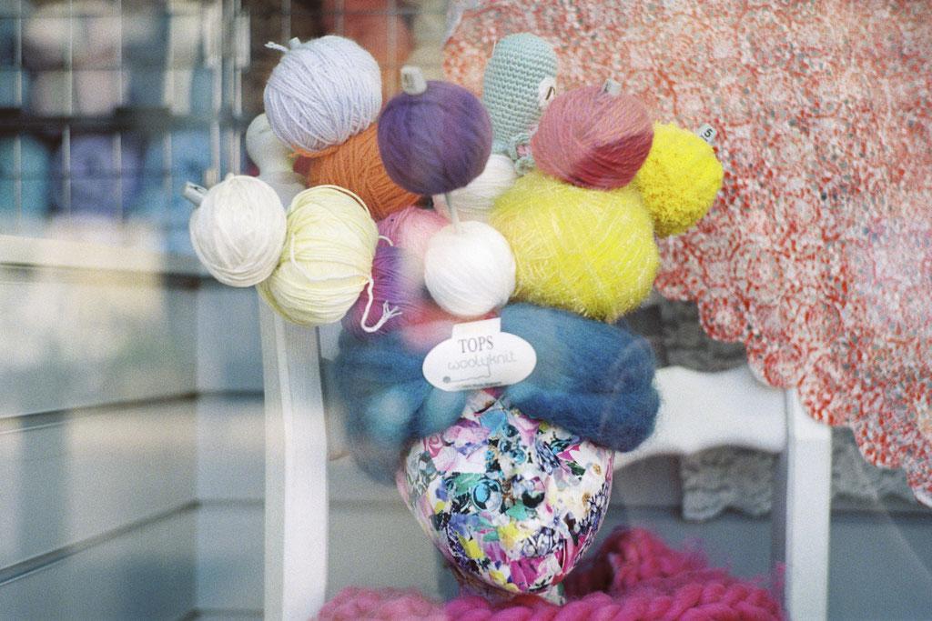 'Wool Shop'