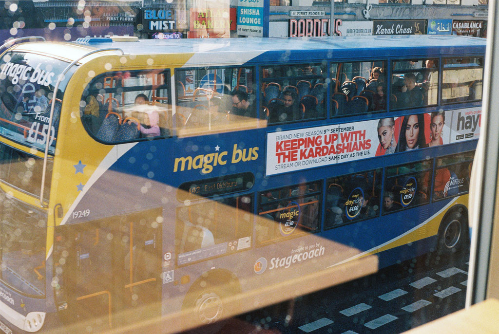 'Magic Bus'