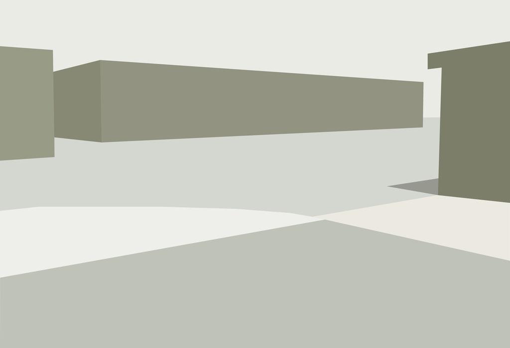 Parking Area - 37.4 x 54.8 cm