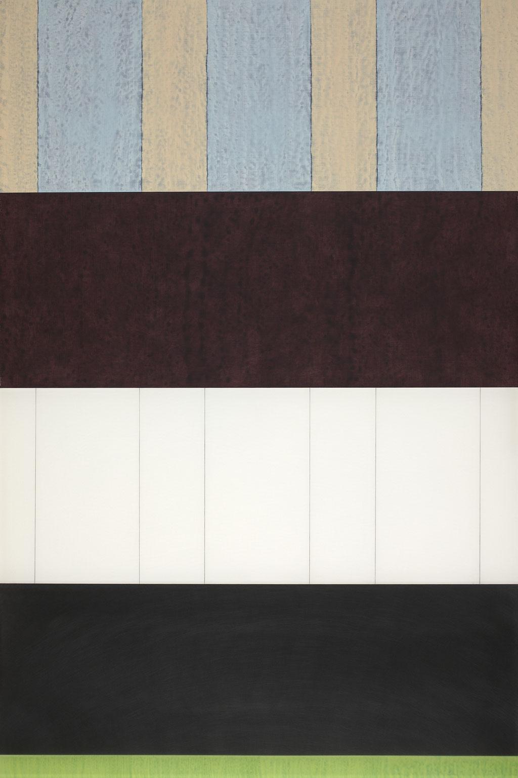 Manifold:0003 - acrylic on acrylic sheet - 60 x 40 cm