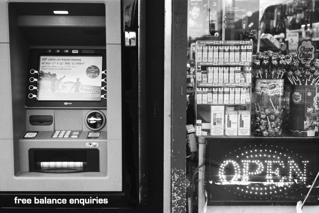 'Cash Machine'