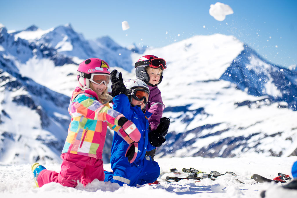 Ski Familienurlaub mit viel Spaß