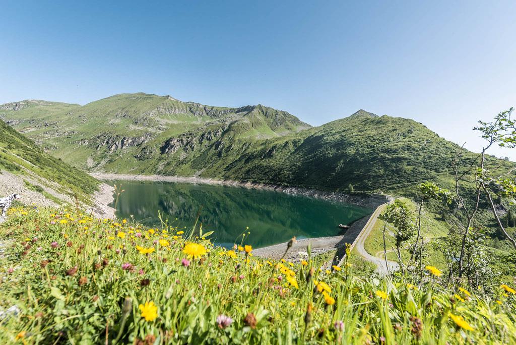 Der obere Bockhardsee