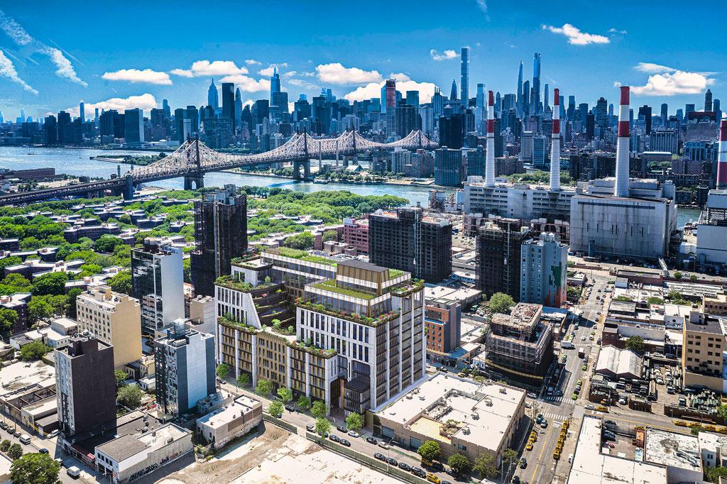 Edificio de Usos Múltiples - Brooklyn, New York