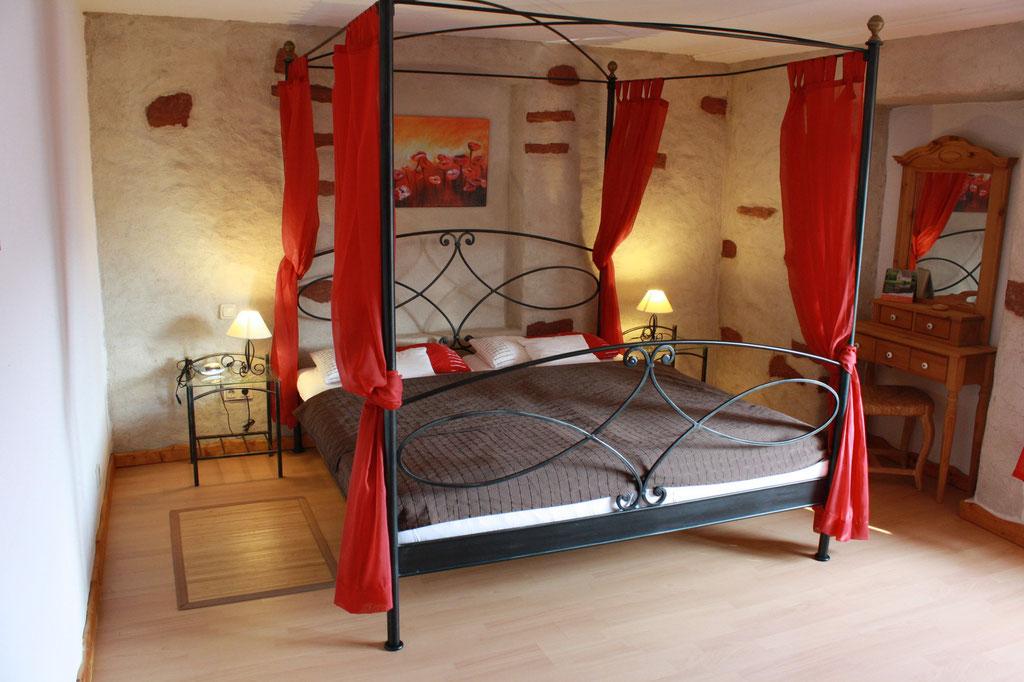 Rosengärtchen (Schlafzimmer)
