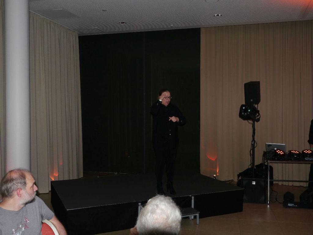 5. DeafIT Jubiläumsfeier: Elisabeth Kaufmann