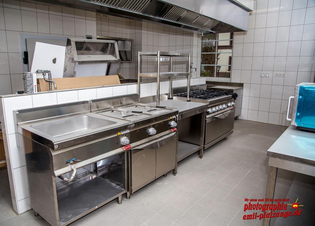 Gastro Küchenmöbel