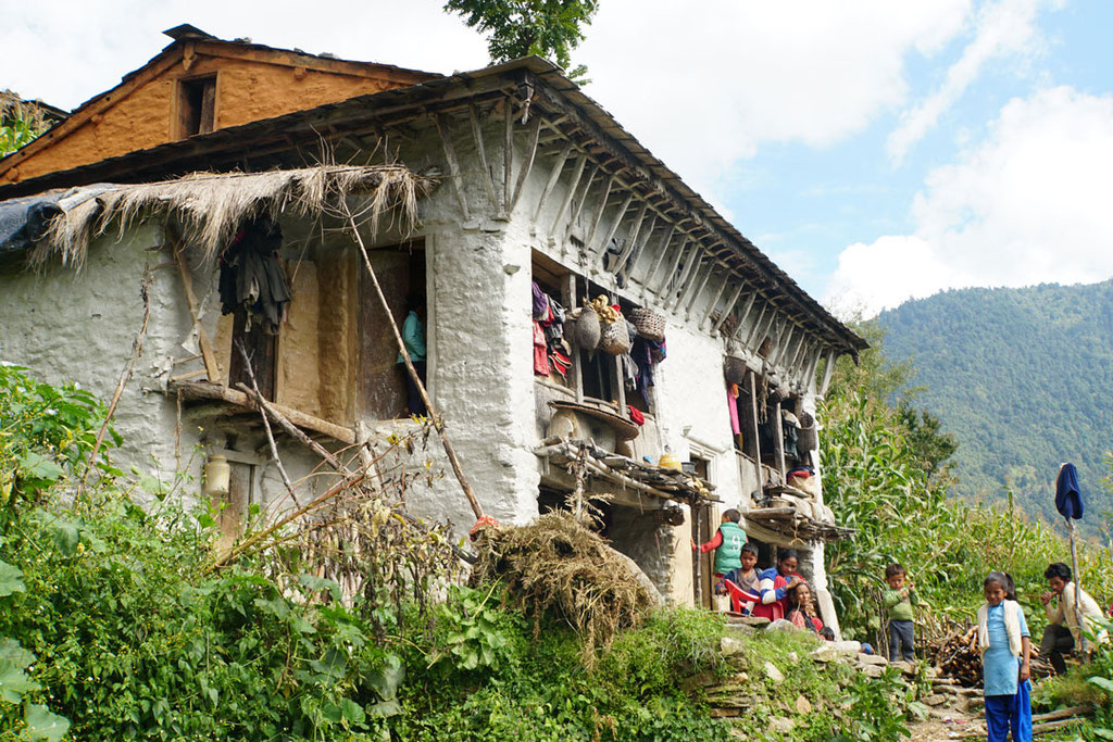 Haus in Jajarkot