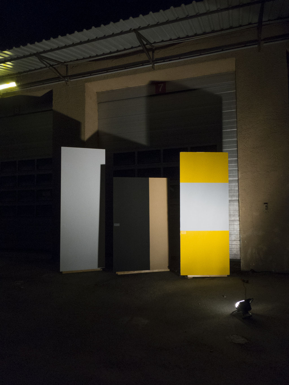 Exhibition Walls - Lisa Biedlingmaier