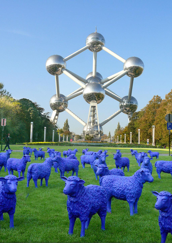 Brüssel, Atomium