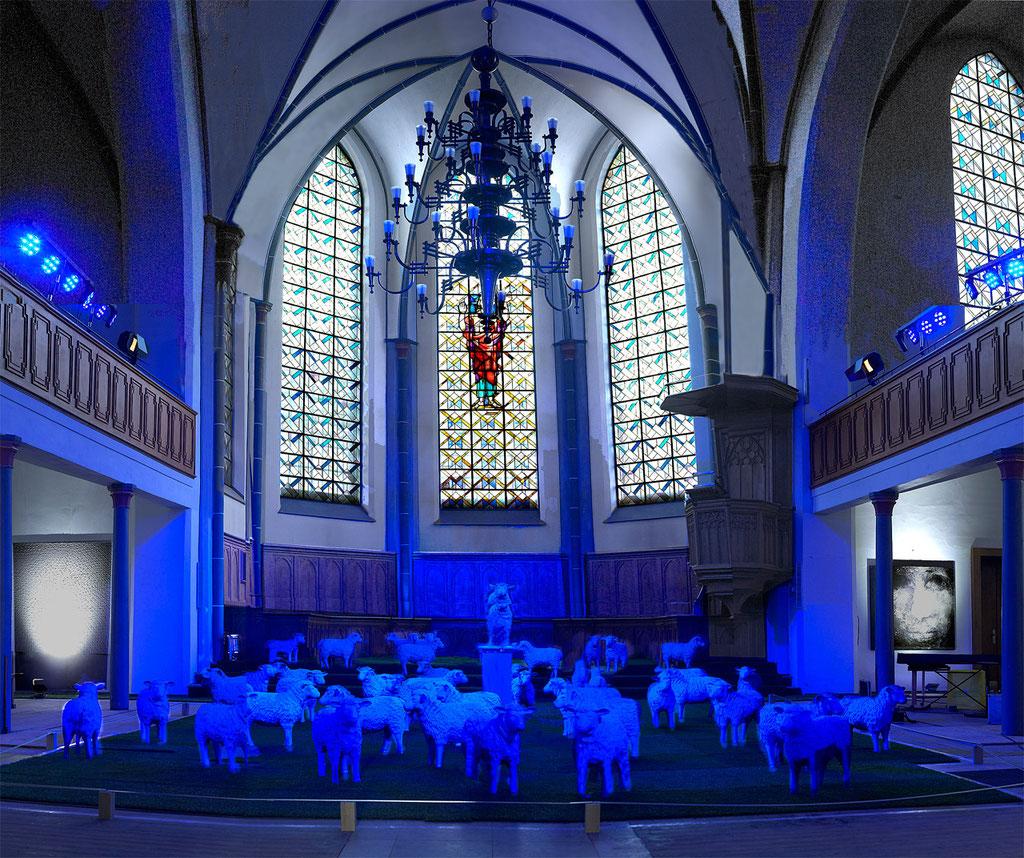 Moers, Stadtkirche