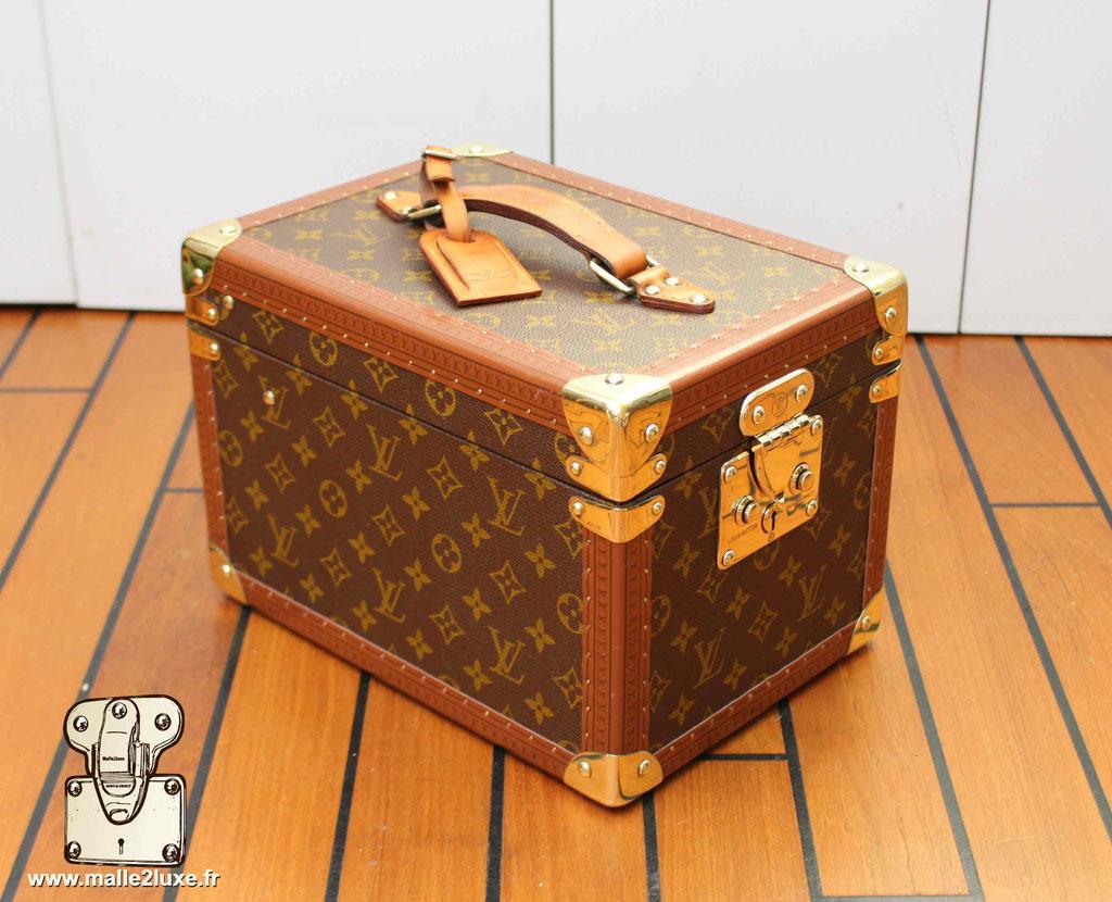 Vanity Louis Vuitton vintage boite