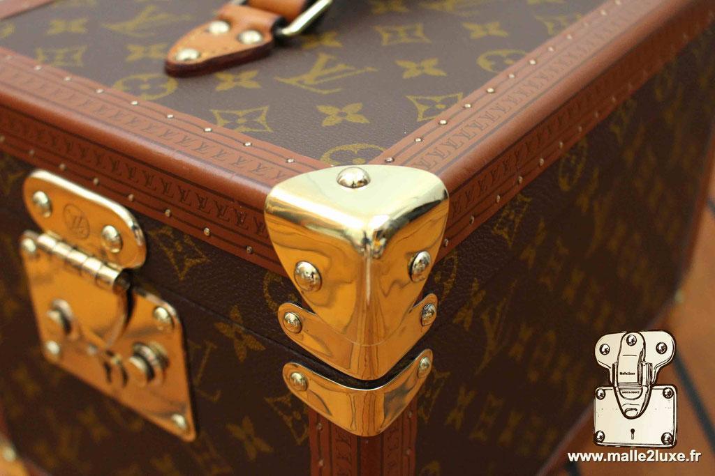 Vanity Louis Vuitton vintage boite a flacon