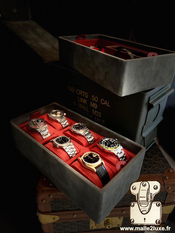 gainerie atelier sur mesure pour montre
