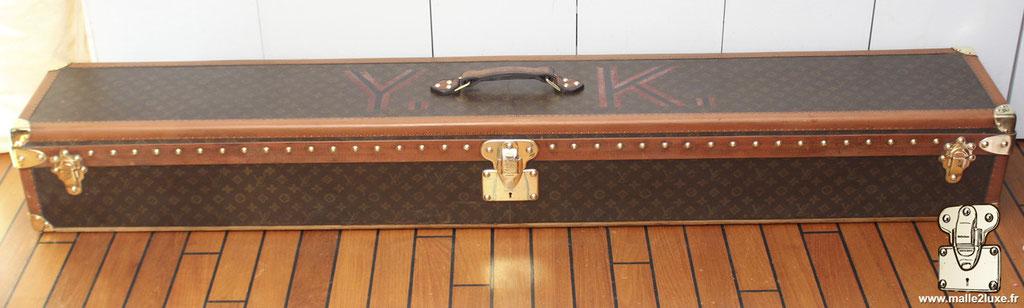 Incredibly rare Louis Vuitton fishing rod trunk